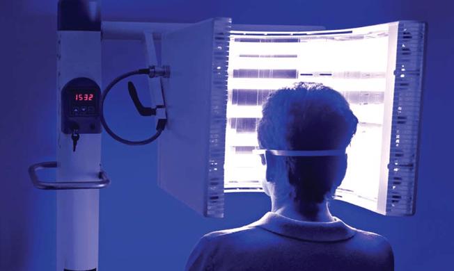 Blue Light Siperstein Dermatology Group