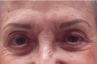 permanent eyebrows - after