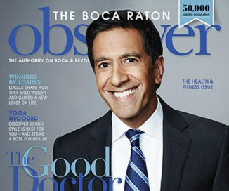 Boca Raton Observer, Jan 2016