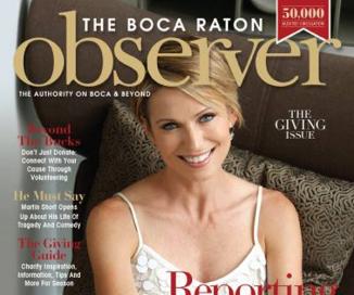 Boca Raton Observer, Nov 2015