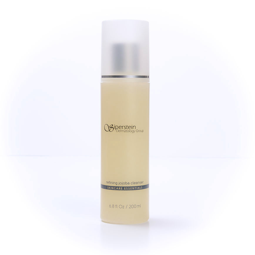 skin care products - refining jojoba cleanser