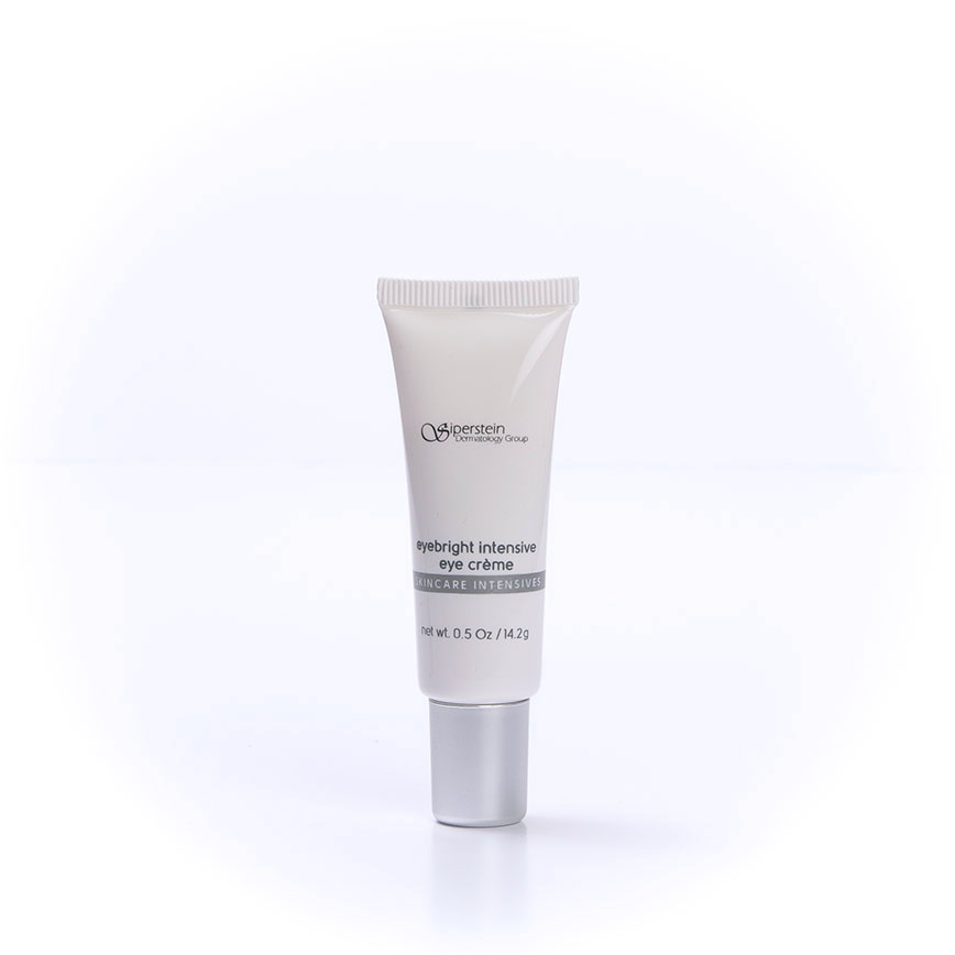 skin care products - intensive eye cream