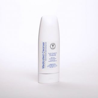 skin care products - medicated cleanser