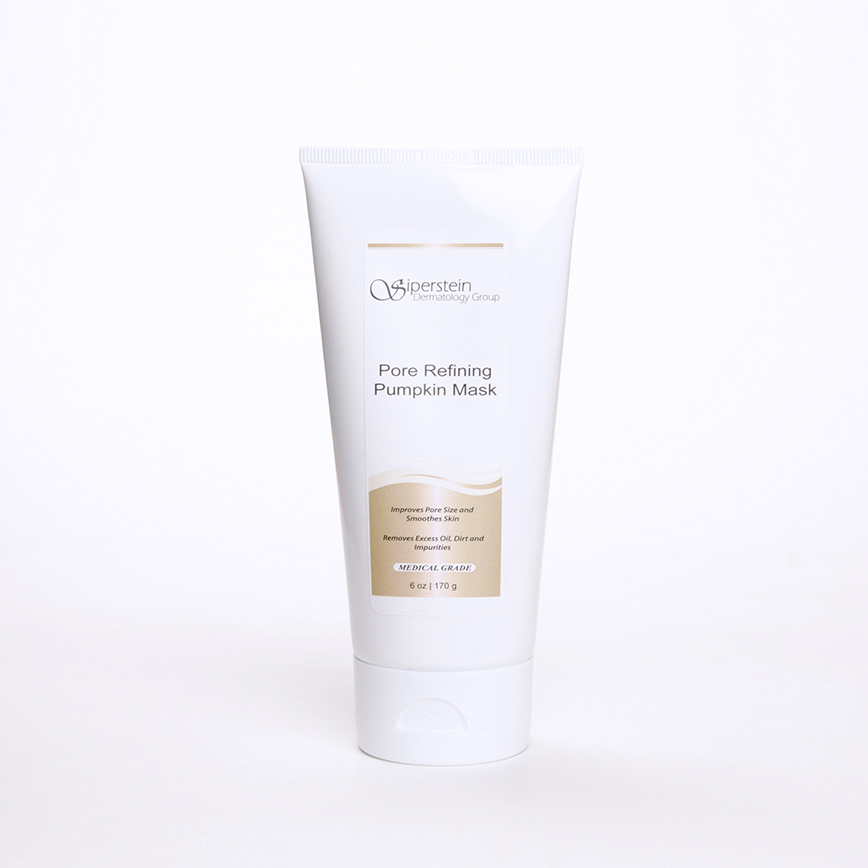 skin care products - pore refining pumpkin mask