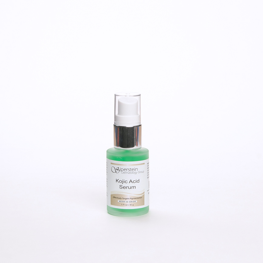 skin care products - kojic acid serum