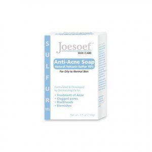 Joesoef's Anti-Acne Sulfur Soap