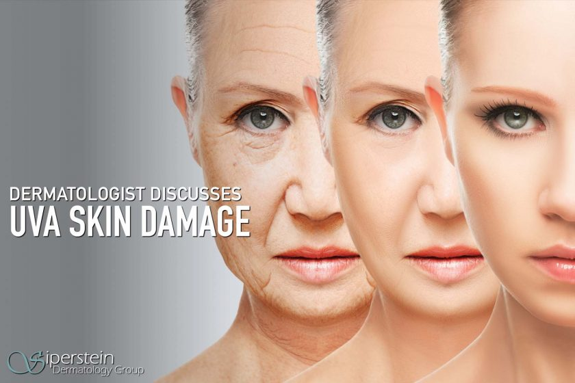 Dermatologist discusses UVA skin damage