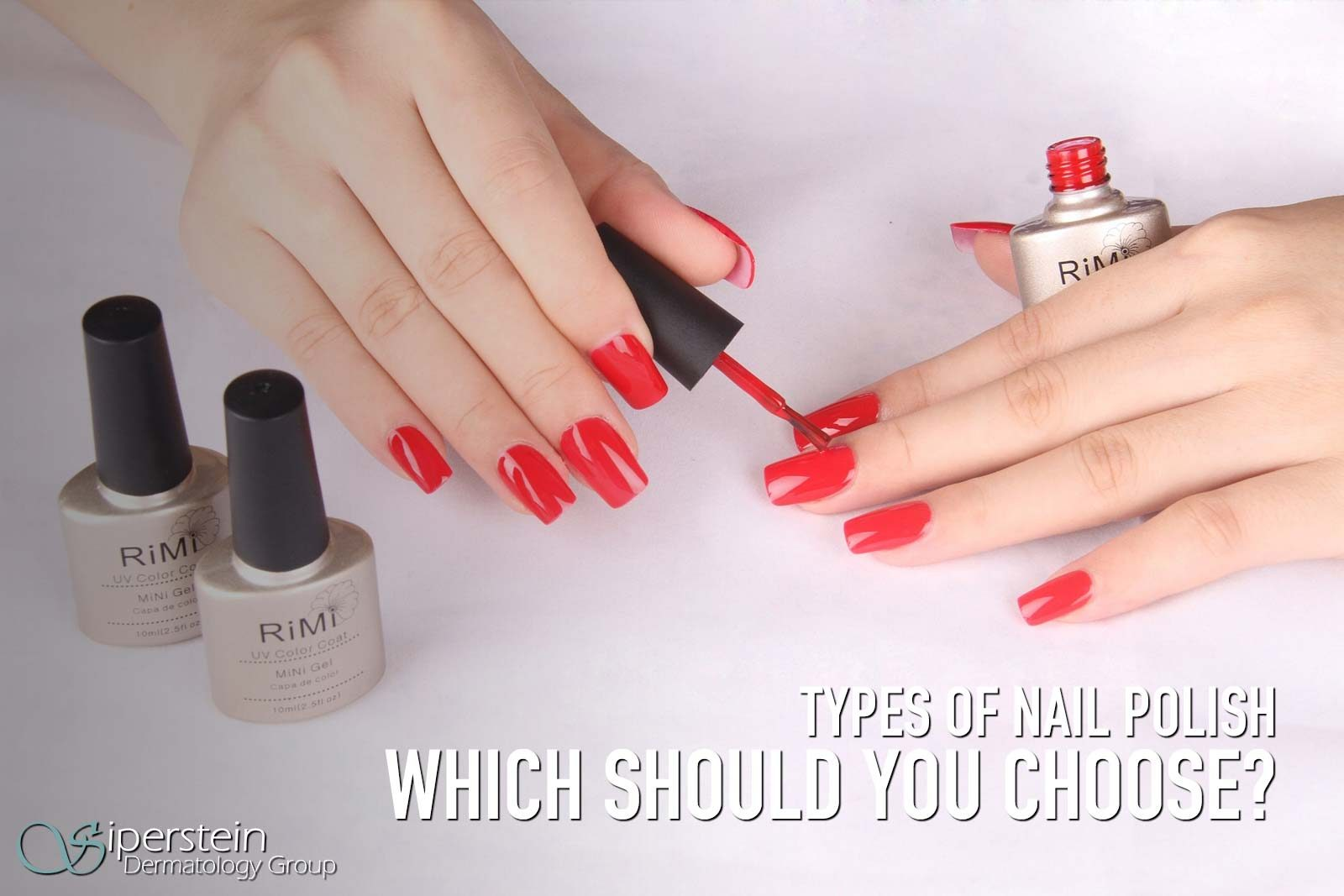 Know Your Nail Polish Options And Associated Risks