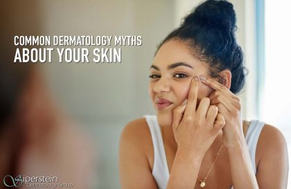 Dermatology Myths