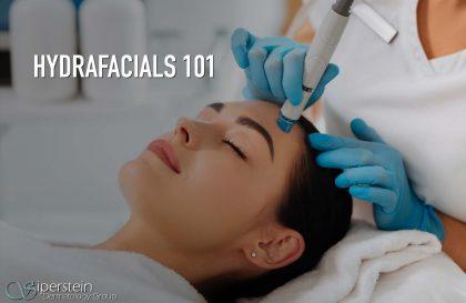 HydraFacials 101