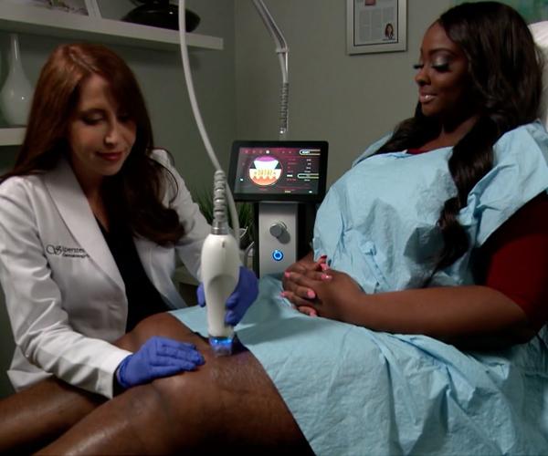 Dr. Robyn Siperstein - Julie St. Fleur Burn-Survivor Story