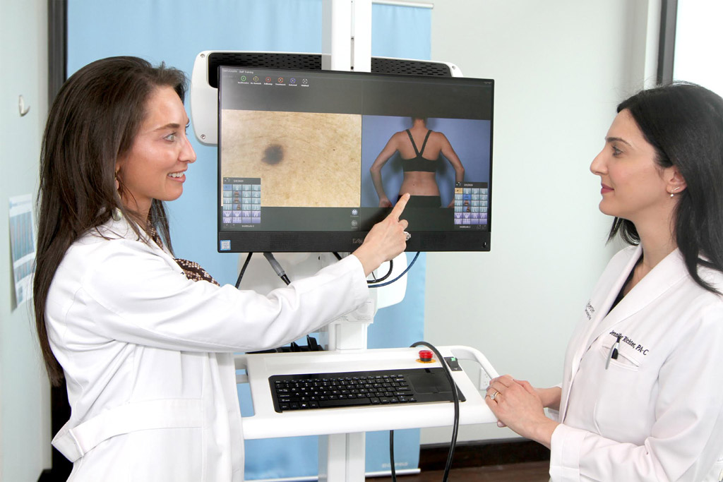 dermagraphix mole mapping