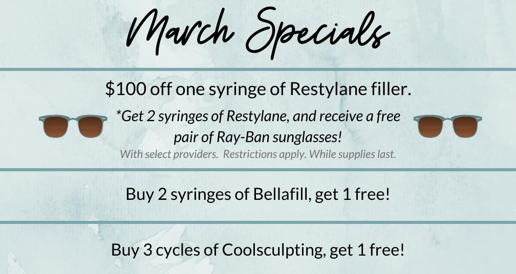 dermatology specials coupons