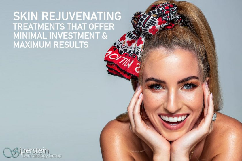 skin rejuvenating treatments